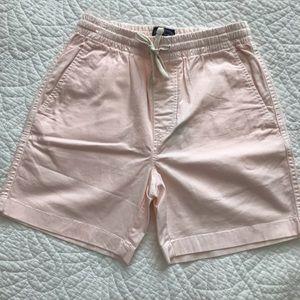 J. Crew Men's Light Pink Dock Shorts